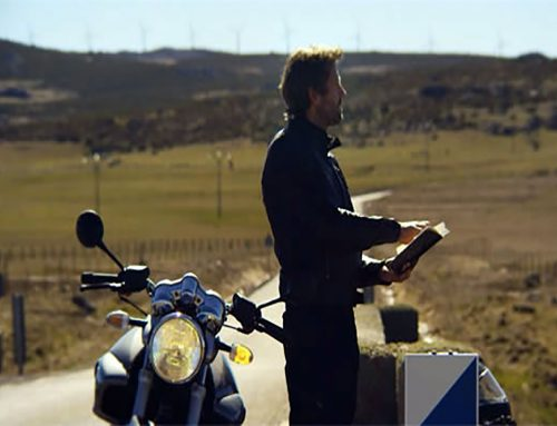La película de BMW: «Make Life a Ride»