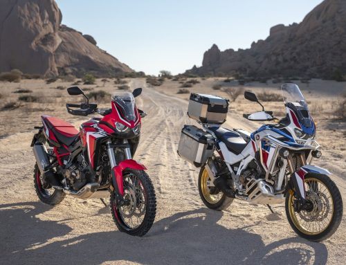 Nueva Honda CRF1100L Africa Twin 2020